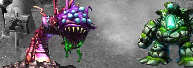 League of Legends Neutral Monsters