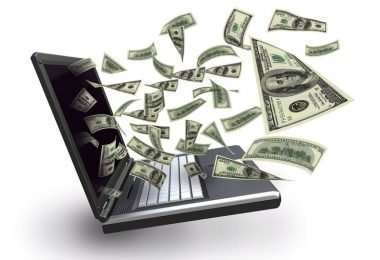 Make money advertising online