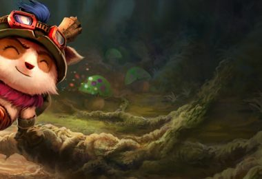 League of Legends champion, Teemo, the Swift Scout.