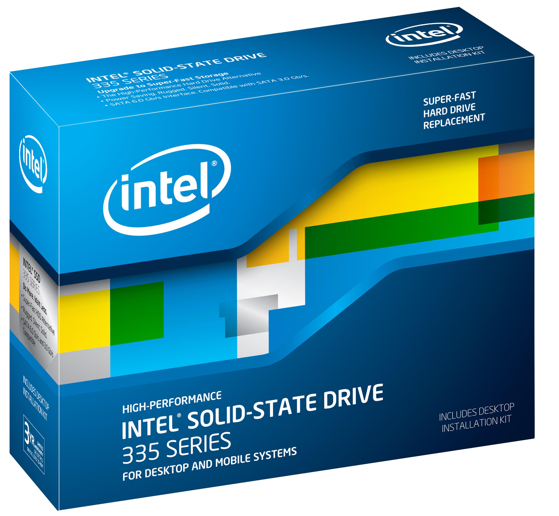 Intel 335 Series SSD 240GB