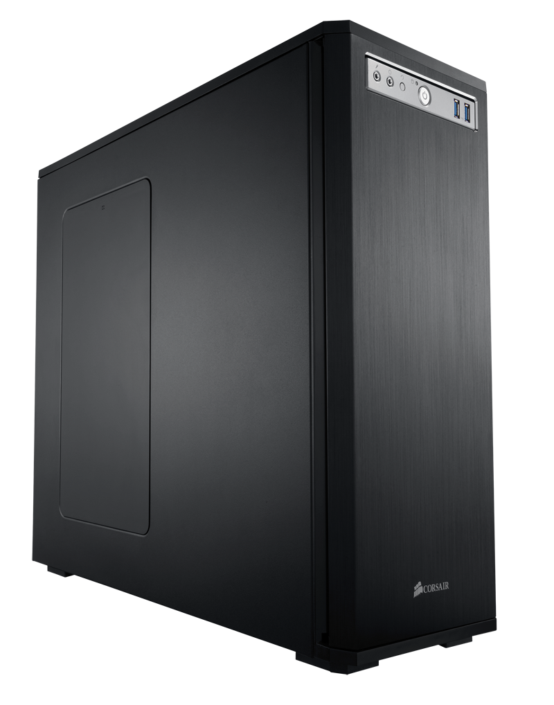 Corsair Obsidian Series 550D ATX Mid-Tower Case