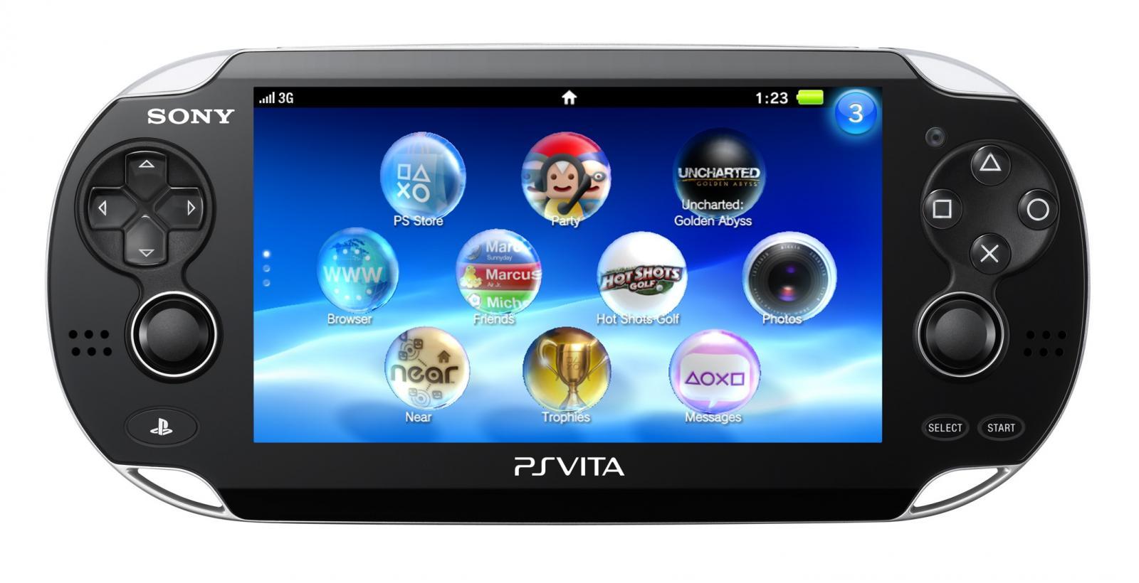 Sony PlayStation Vita Handheld