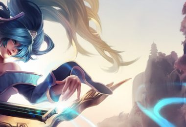 League of Legends Sona Support Build