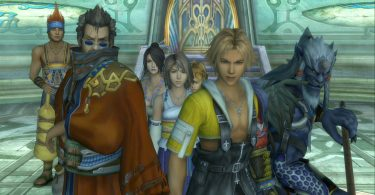 Final Fantasy FFX X-2 HD Remaster Cast
