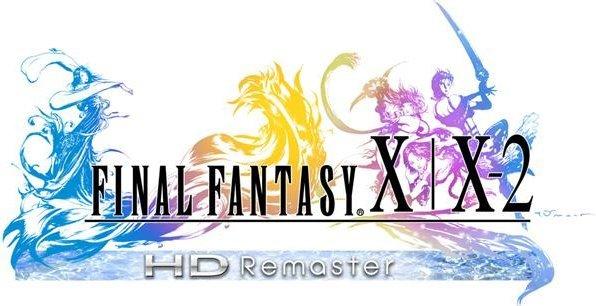 Final Fantasy FFX X-2 HD Remaster Logo