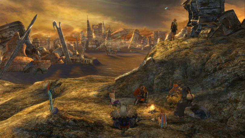 Final Fantasy FFX X-2 HD Remaster Zanarkand