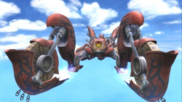 Final Fantasy X-2 FFX-2 HD Remaster Airship