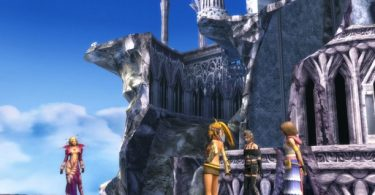 Final Fantasy X-2 FFX-2 HD Remaster Leblanc