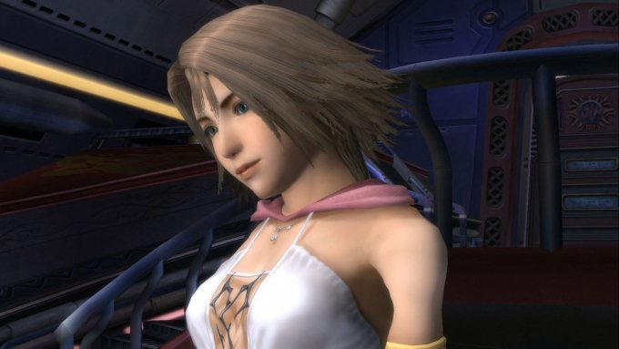 Final Fantasy X-2 FFX-2 HD Remaster Yuna (2)