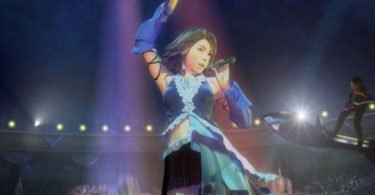 Final Fantasy X-2 FFX-2 HD Remaster Yuna CG