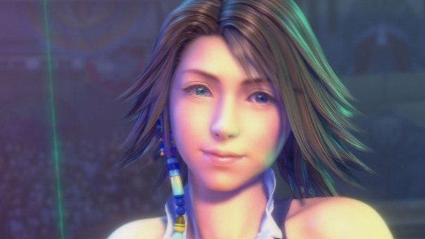 Final Fantasy X-2a FFX-2 HD Remaster Yuna