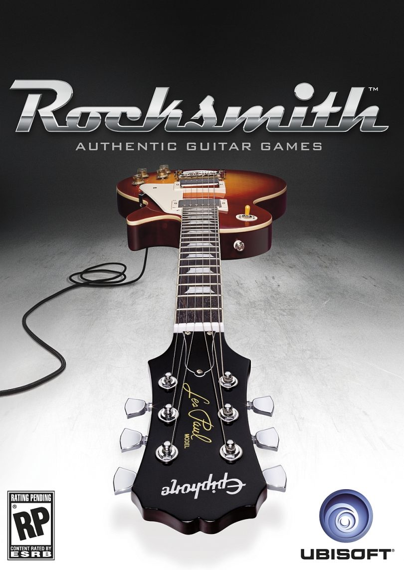 Rocksmith Box Cover Art