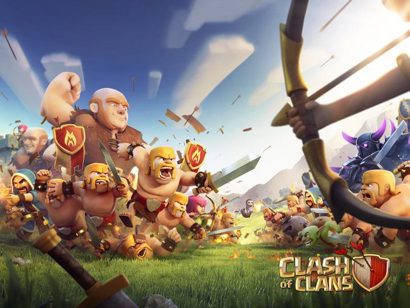 Clash of Clans: Clan Wars