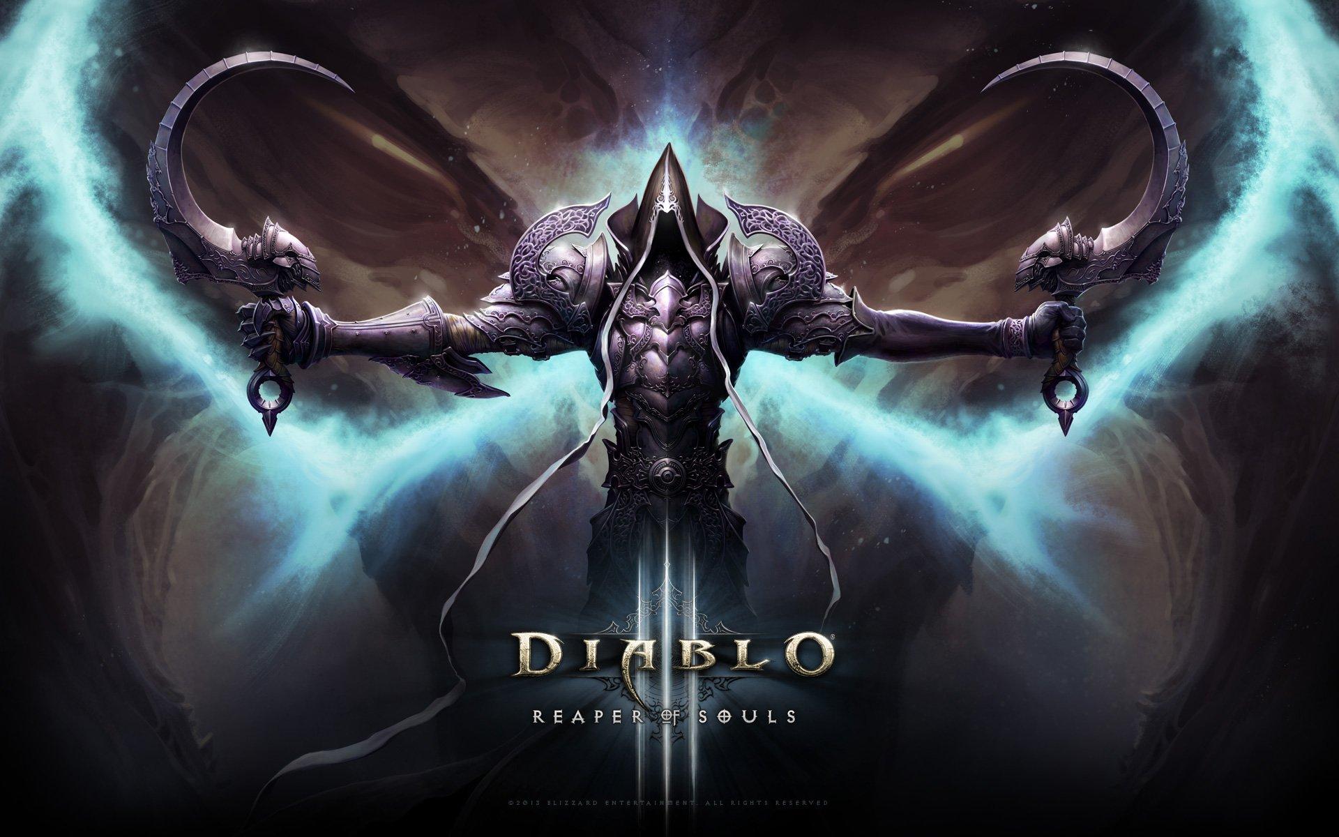 Diablo III: Reaper of Souls Malthael Wallpaper