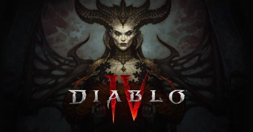 Diablo 4 Wallpaper Lilith