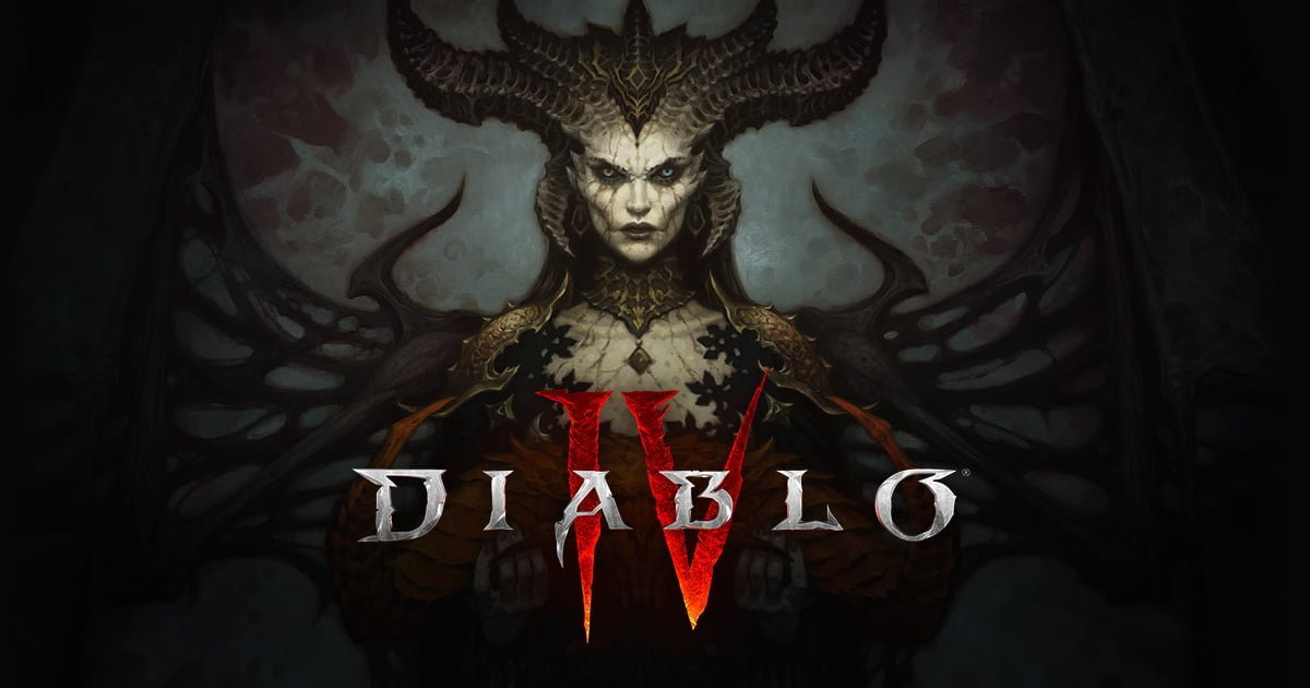 Diablo 4 Wallpaper Lilith