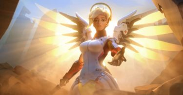 Overwatch Mercy Ultimate Resurrect
