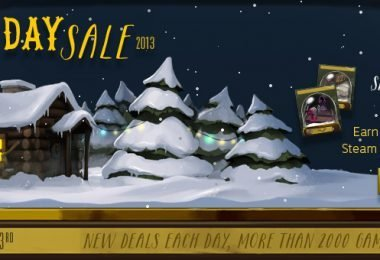 Steam 2013 Holiday Sale