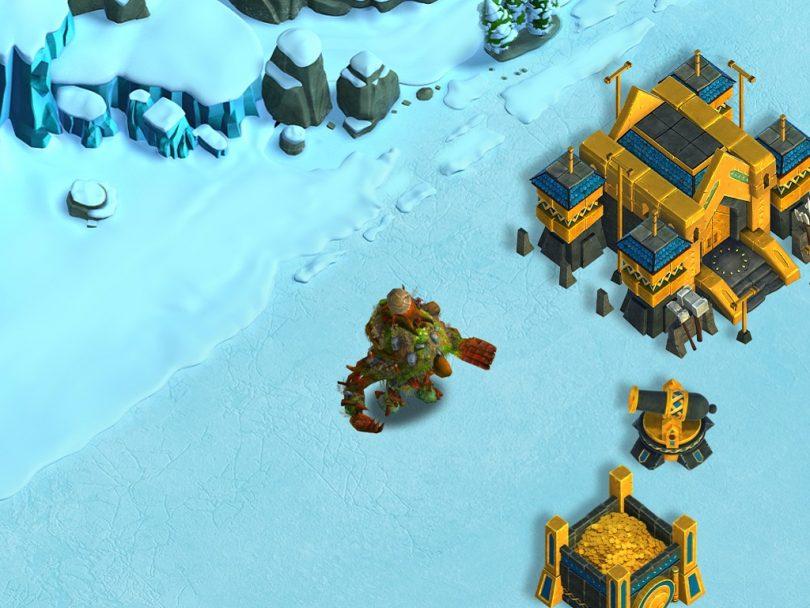 Tiny Realms - Hero - Shambling Mound