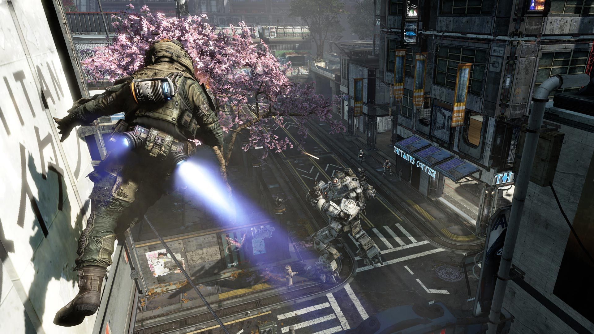 Titanfall Screenshot Pilot